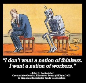 WorkersNotThinkers